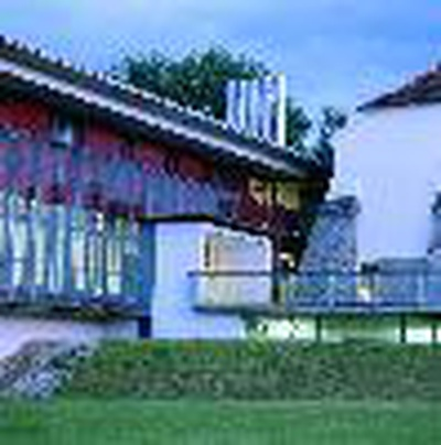 Seggau: Um-und Zubau von Arch. DI Ernst Giselbrecht