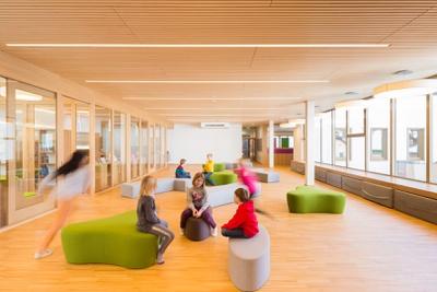 Kindergarten Bunte Perlen, Bad Aussee, Architektur: Rodlauer Greimeister ZT GmbH