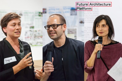 Ingrid Sabatier & Stephan Schwarz – ISSS research architecture, Ana Jeinić
