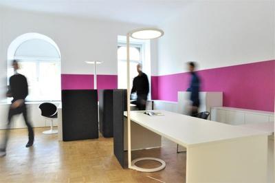Räumlichkeiten des Architekturbüros schlosser + partner